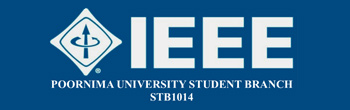 Technical Sponsored by IEEE Student Chapter Poornima University